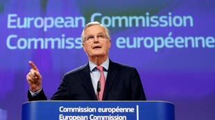 ميشال بارنييه كبير مفاوضي الاتحاد الأوروبي