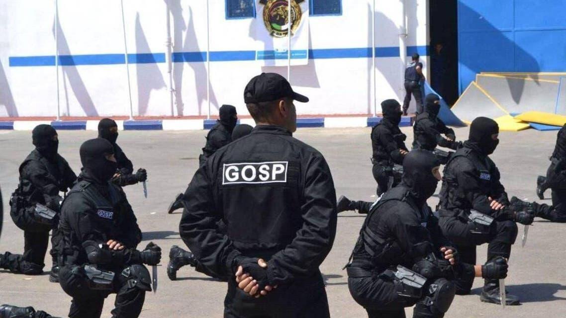 Police algérienne lutte contre le terrorisme 3 (002)