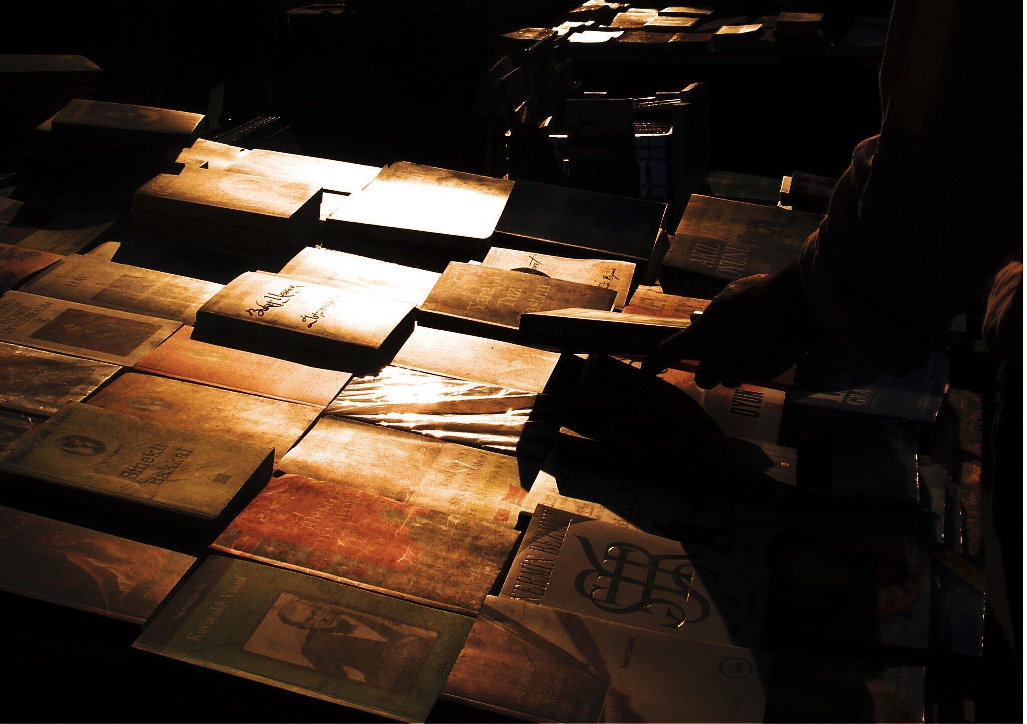 كتب تركية