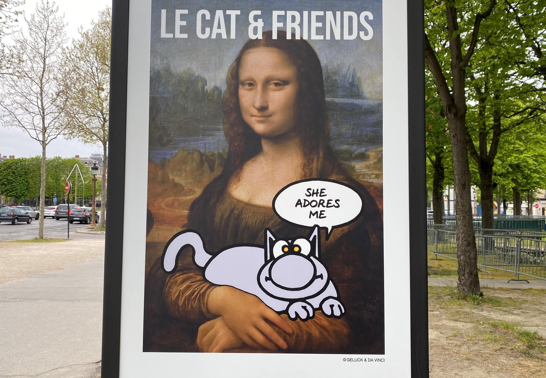 معرض القط في باريس