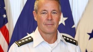 الجنرال أوستن ميلر