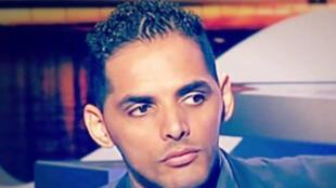 الناشط في الحراك الجزائري رضوان منصوري-