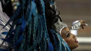 استعراض مدارس السامبا في البرازيل / رويترز 11 شباط -فبراير 2018