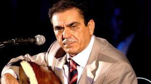 الفنان الجزائري سليم فرقاني