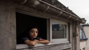 الفنانة الفلسطينية سما عبد الهادي