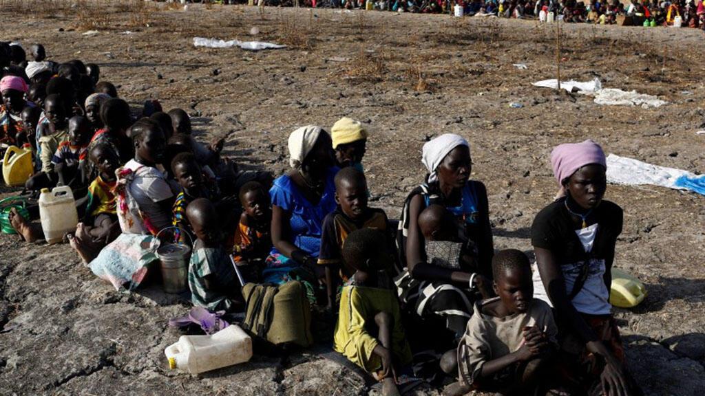 برنامج الغذاء الأممي في جنوب السودان