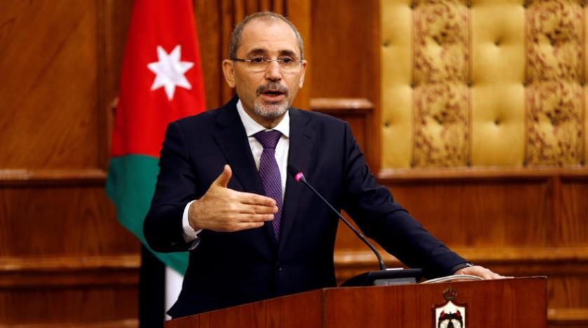 وزير خارجية الأردن أيمن الصفدي