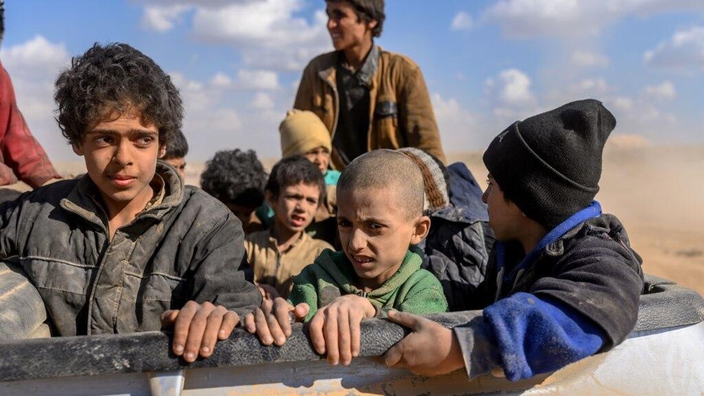 أطفال الجهاديين