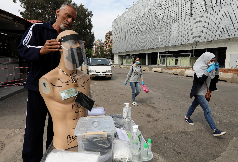 فيروس كورونا في لبنان