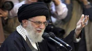 الزعيم الإيراني الأعلى علي خامنئي