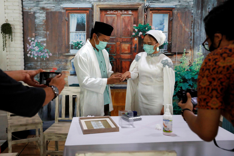 INDONESIA-WEDDING