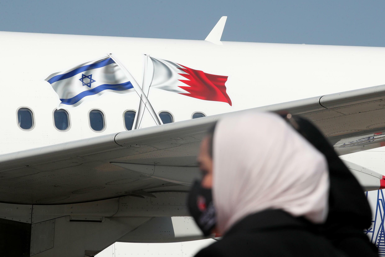 انطلاق أول الرحلات البحرينية نحو إسرائيل