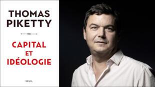 """العالم الاقتصادي الفرنسي توما بيكيتي يصدر كتابه الجديد """"رأس المال والإيديولوجيا"""""""