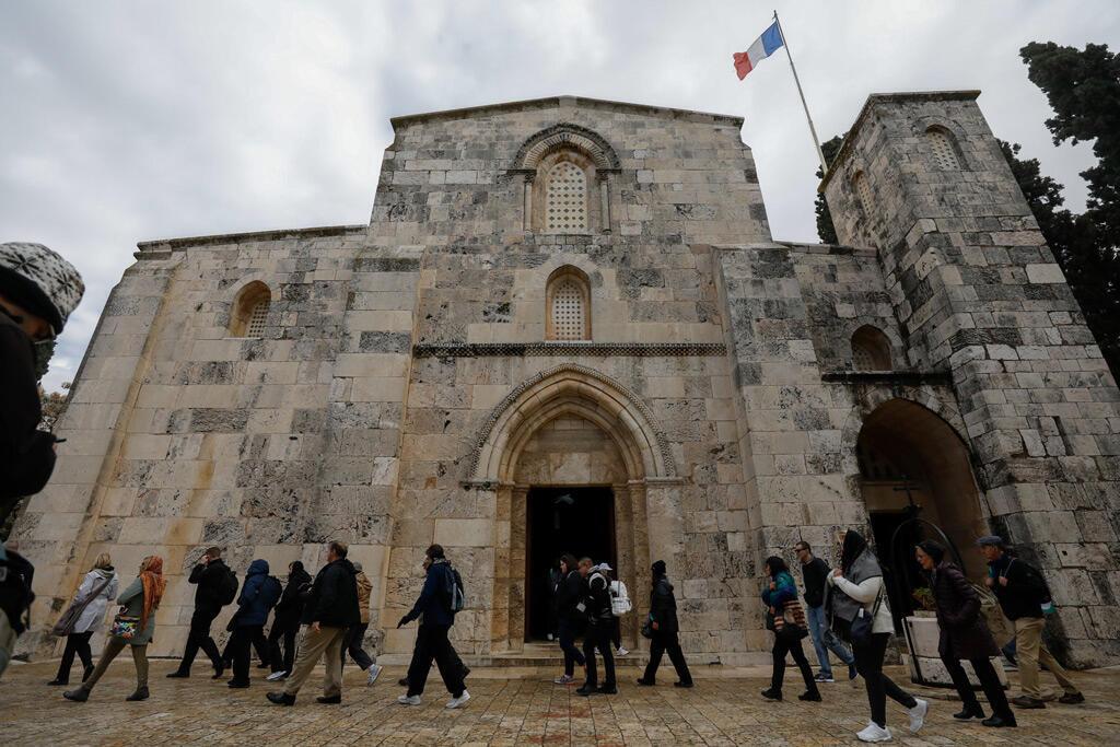 كنيسة القديسة حنة