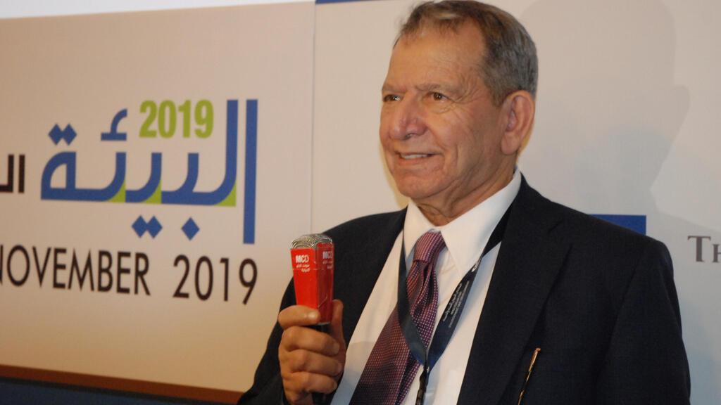 أ.د محمود دويري وزير الزراعة الأردني السابق