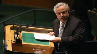 السفير السعودي لدى الأمم المتحدة عبد الله المعلمي