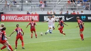 كرة القدم النسائية في الولايات المتحدة