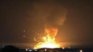 explosion jordanie