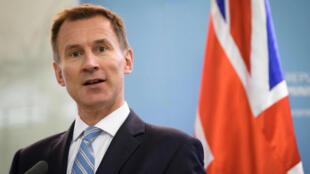 وزير الخارجية البريطاني-