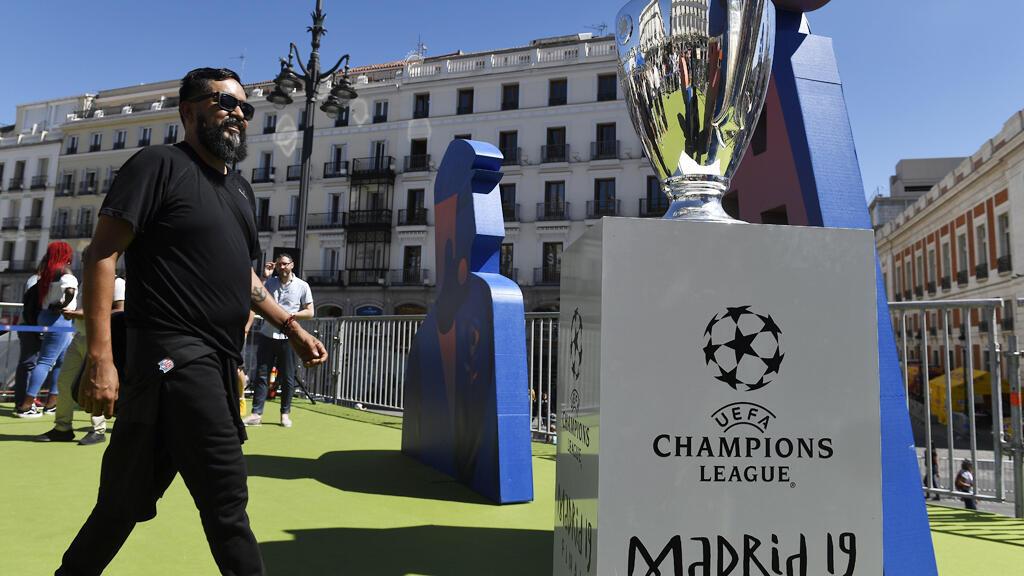 نهائي دوري أبطال أوروبا  2019 في مدريد