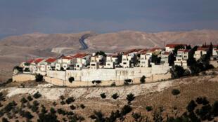 مستوطنات اسرائيلية في الضفة الغربية