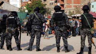 متظاهرون سلفيون في القاهرة