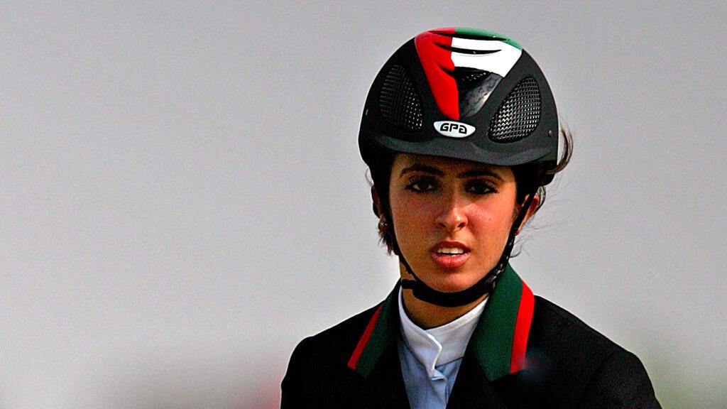 الأميرة لطيفة بنت محمد بن راشد آل مكتوم حاكم دبي