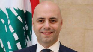غسان حاصباني نائب رئيس الوزراء اللبناني