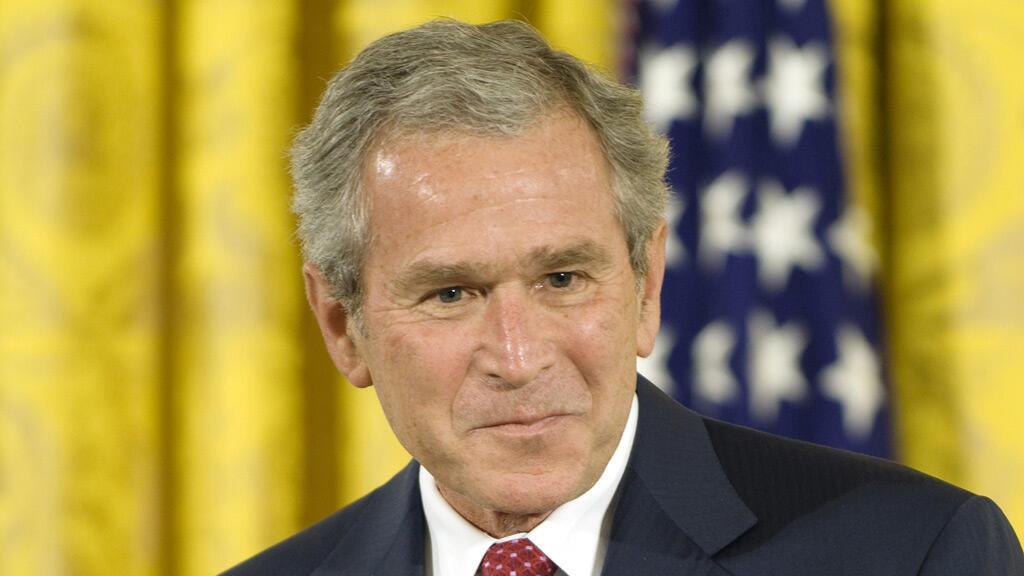 الرئيس الأمريكي الأسبق جورج دبليو بوش