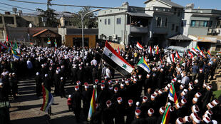 تجمع دروز سوريين