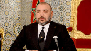العاهل المغربي الملك محمد السادس