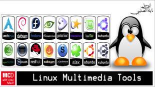 برامج  لتشغيل ملفات الصوت والفيديو وتشغيل الفيديو عبر الإنترنت لنظام التشغيل لينكس
