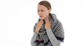 اختفاء الصوت والتهاب الحنجرة