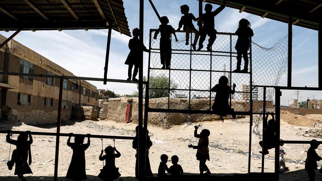 afghanistan-children
