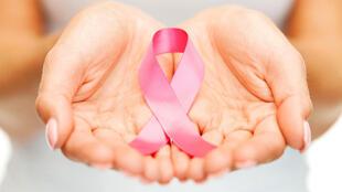 شعار مكافحة مرض السرطان