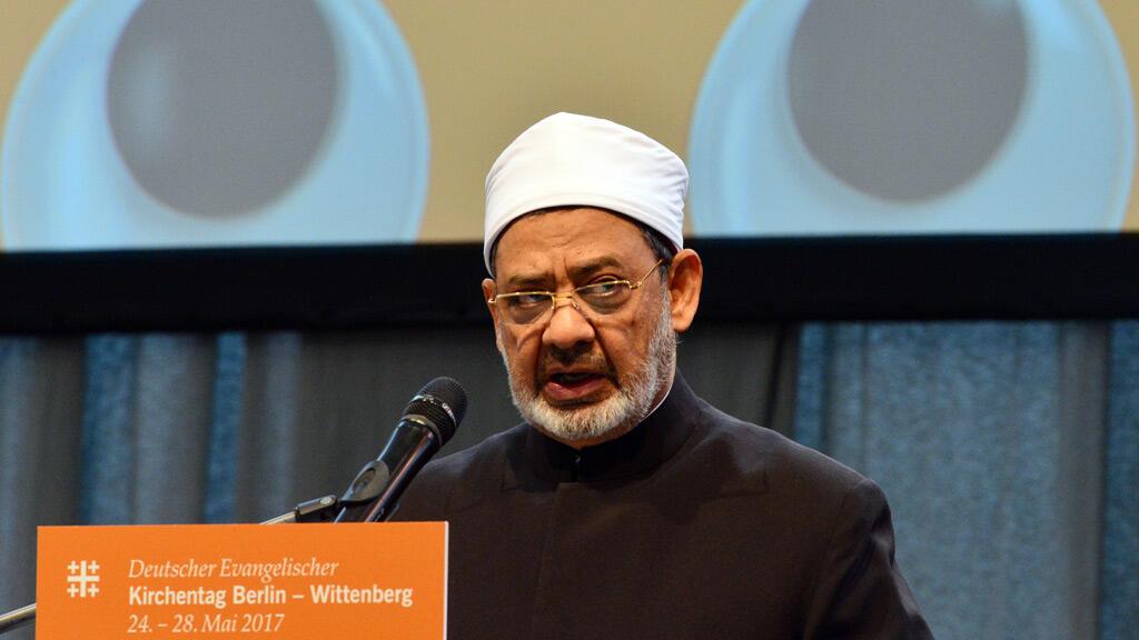 أحمد الطيب رئيس مؤسسة الأزهر الدينية