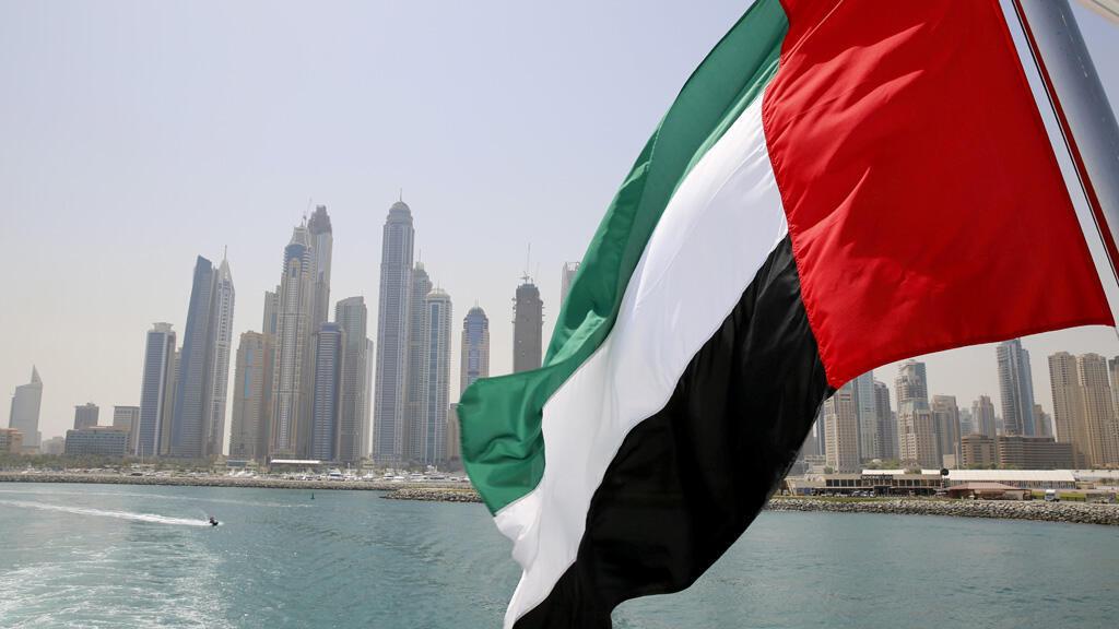 في مدينة دبي بالإمارات العربية المتحدة