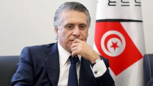 المرشح السابق للرئاسة التونسية نبيل القروي