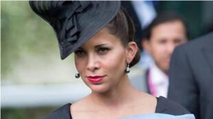 الأميرة هيا بنت الحسين زوجة حاكم دبي
