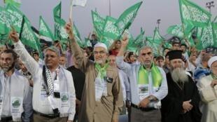 الحركة الإسلامية في إسرائيل
