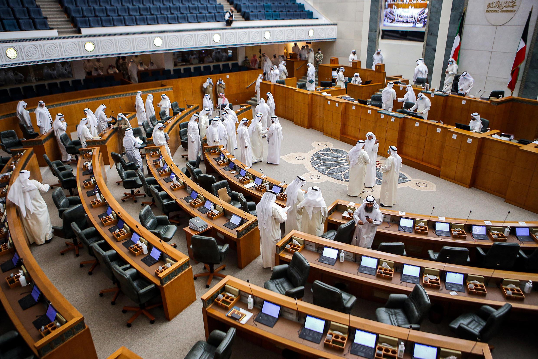 من داخل البرلمان الكويتي
