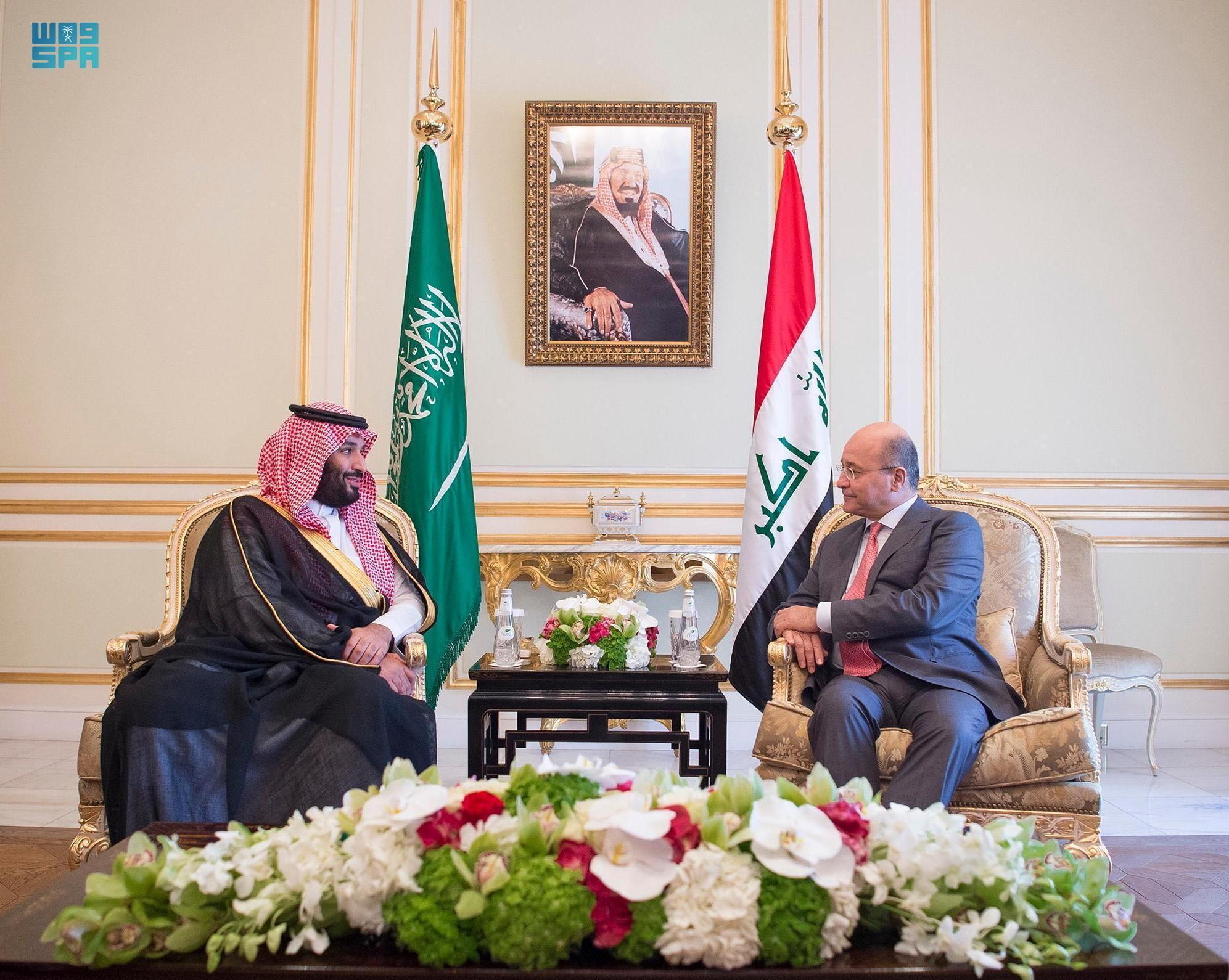 2021-03-31T170343Z_1140022151_RC2HMM9CWFL8_RTRMADP_3_IRAQ-SAUDI-POLITICS