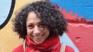المخرجة المصرية أمل رمسيس