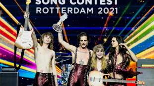 2021-05-22T232037Z_1993164257_RC2ALN91BNW9_RTRMADP_3_MUSIC-EUROVISION-FINAL