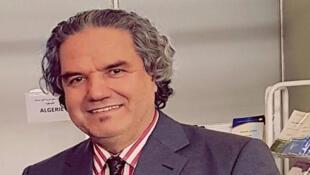 الأديب والمفكر الجزائري أمين الزاوي