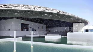 متحف اللوفر في أبو ظبي