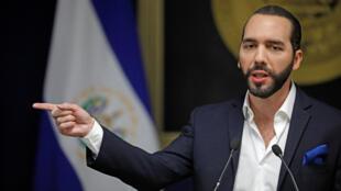 رئيس السلفادور نجيب أبو كيلة