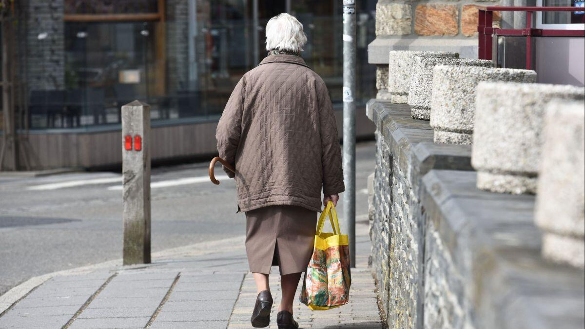 Personnes âgées et déconfinement
