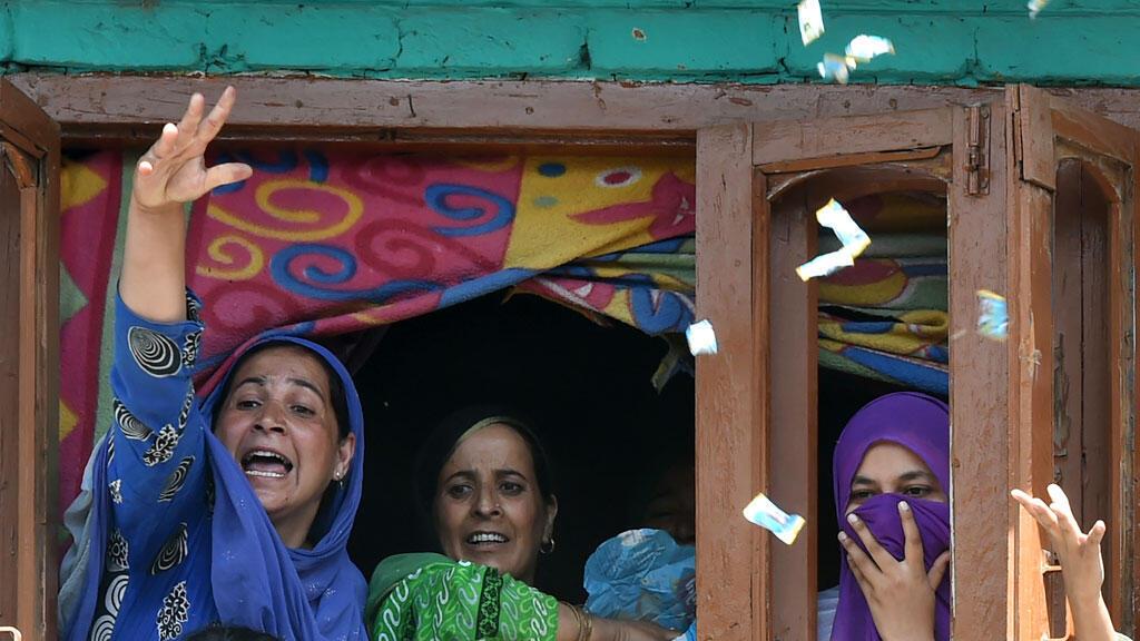 نساء باكستانيات