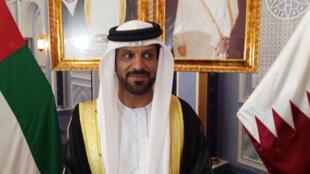 السفير الاماراتي الجديد صالح العامري